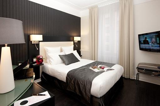 Grand Hotel du Tonneau d\'Or - Chambres